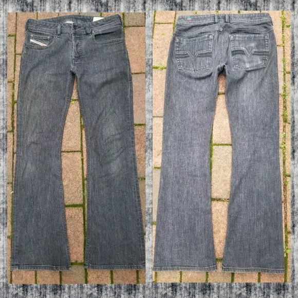 fc94ae40a98 Diesel Other - Diesel Mens Zathan Bootcut Jeans 008GD W 29 L 30